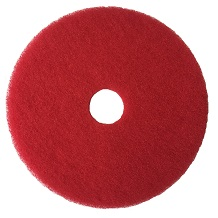 pads scotch rojo